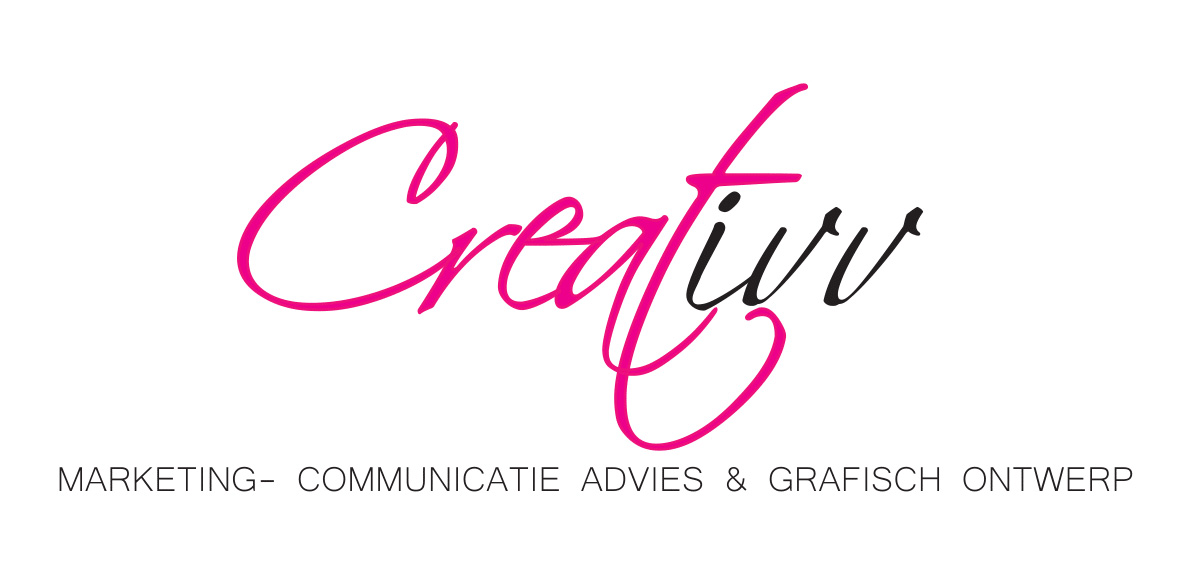 logo Creativv | Marketing- communicatie advies & grafisch ontwerp